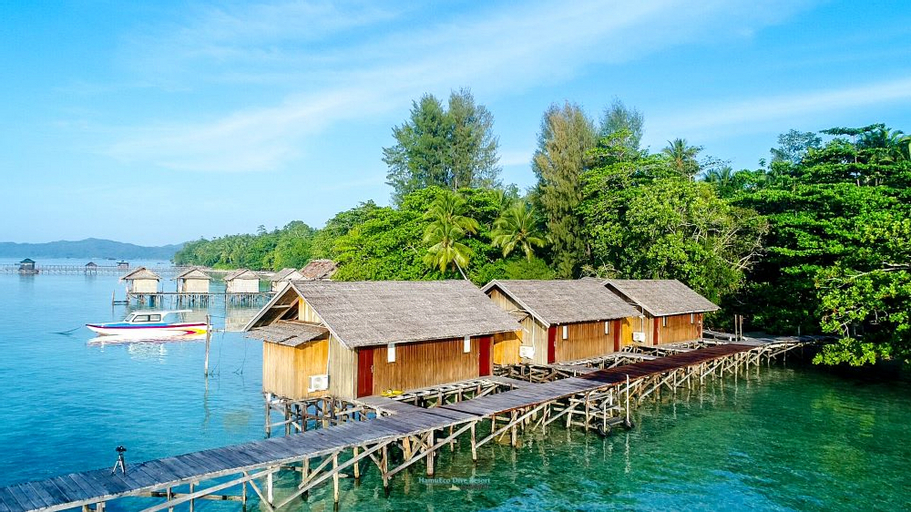 HamuEco Raja Ampat Dive Resort, Raja Ampat