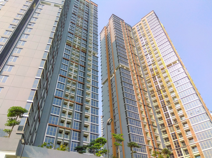 New Furnished 1BR Apartment at Gold Coast near PIK By Travelio, Jakarta Utara