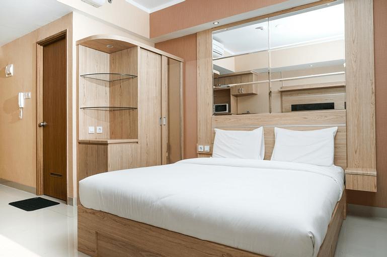 Best Homey Studio at The Oasis Apartment By Travelio, Cikarang