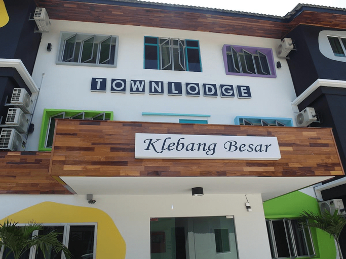 Klebang Besar Townlodge, Kota Melaka
