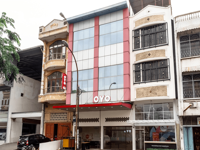OYO 1457 TMJ Guest House, Medan