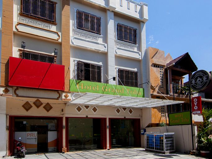 OYO 1344 Hotel Grand Toba, Toba