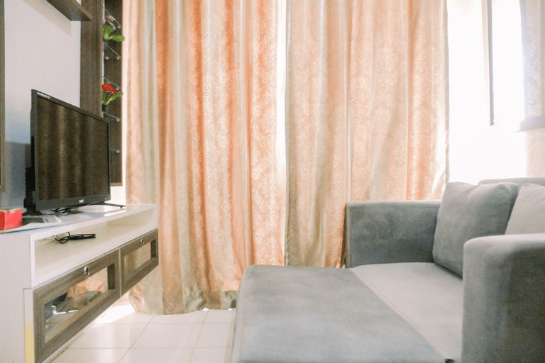 Comfortable 2BR Apartment at Sentra Timur Residence By Travelio, Jakarta Timur