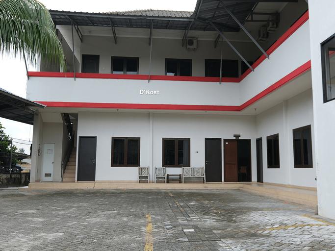 OYO 2231 D'kost, Central Bangka