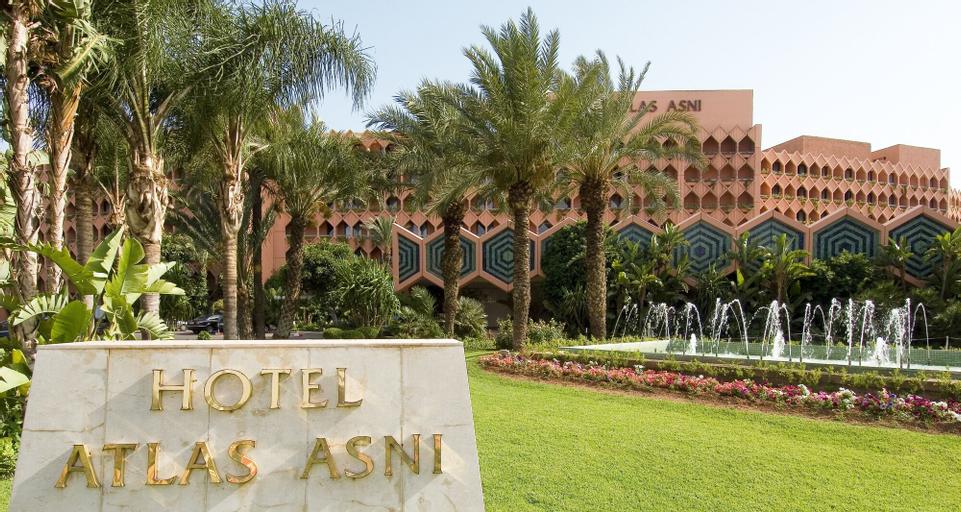 Hotel Atlas Asni, Marrakech