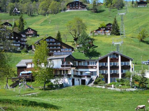 Hotel Restaurant Cristal, Glarus