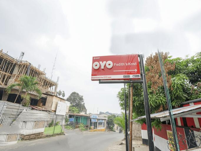 OYO 2067 Fedith Kost Syariah, Palembang