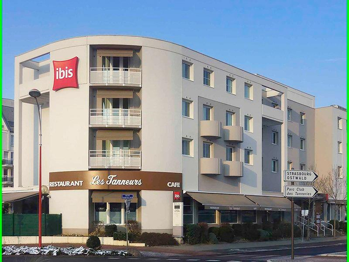 ibis Strasbourg Aeroport Le Zenith (Pet-friendly), Bas-Rhin