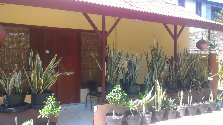 Villa Mbok Limbok, Badung