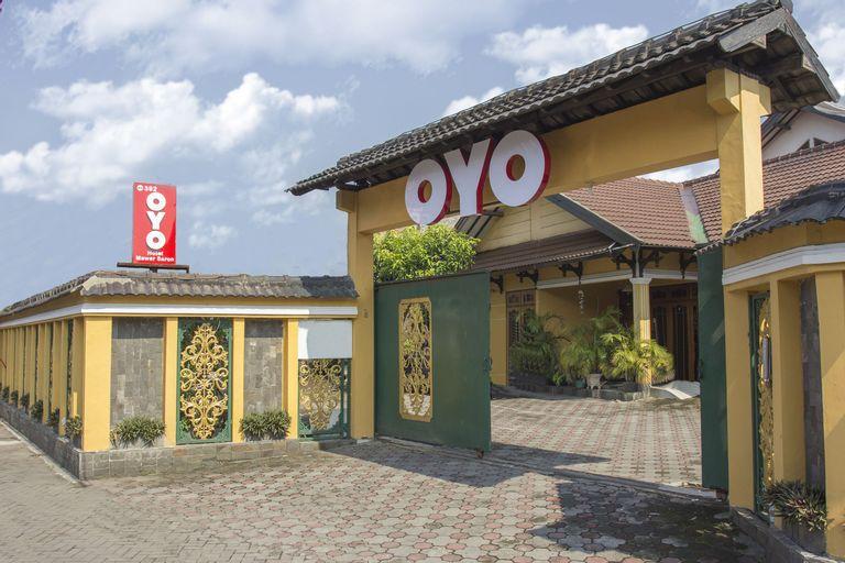 OYO 392 Hotel Mawar Saron, Yogyakarta