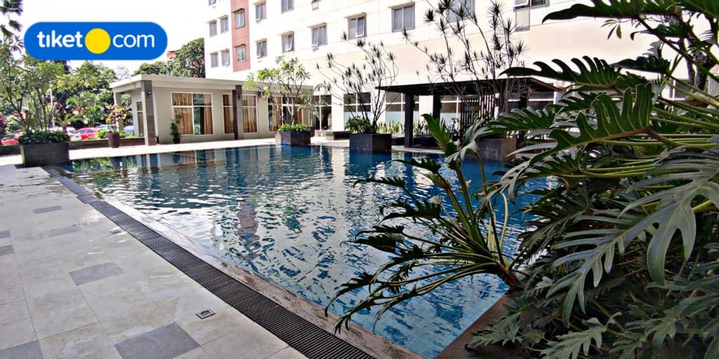 Happy Room at Pinewood Apartment Jatinangor, Sumedang