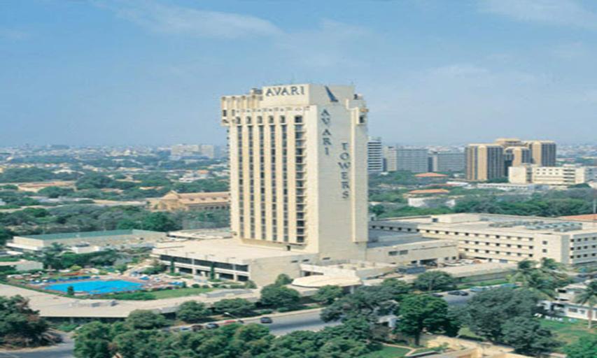 Avari Towers Karachi, Karachi