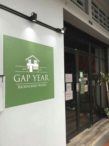 Gap Year Hostel, Kallang