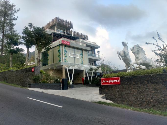 Villa Jaran Jingkrak, Sleman