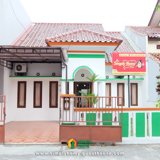 Simply Homy Guest House Monjali, Sleman