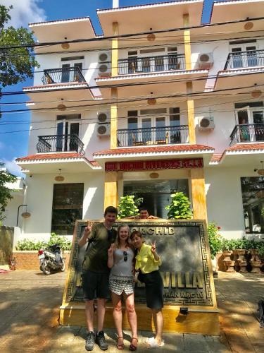 Hue Orchid Riverside Villa, Huế
