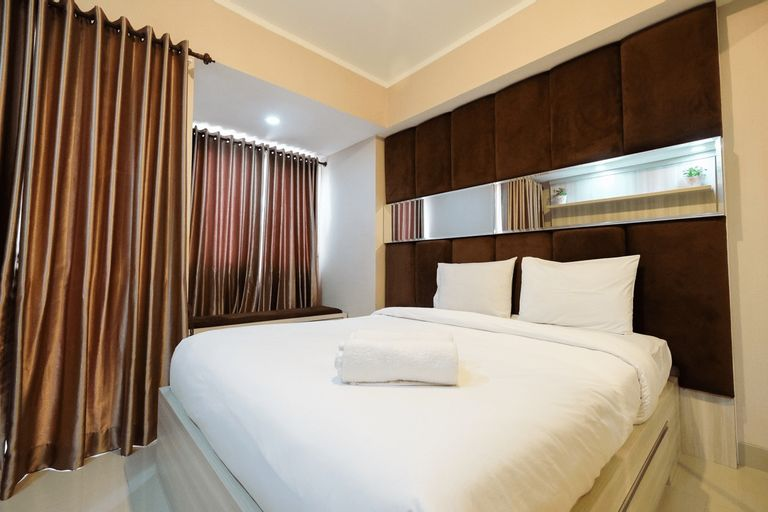 Relaxing Studio The Oasis Apartment By Travelio, Cikarang
