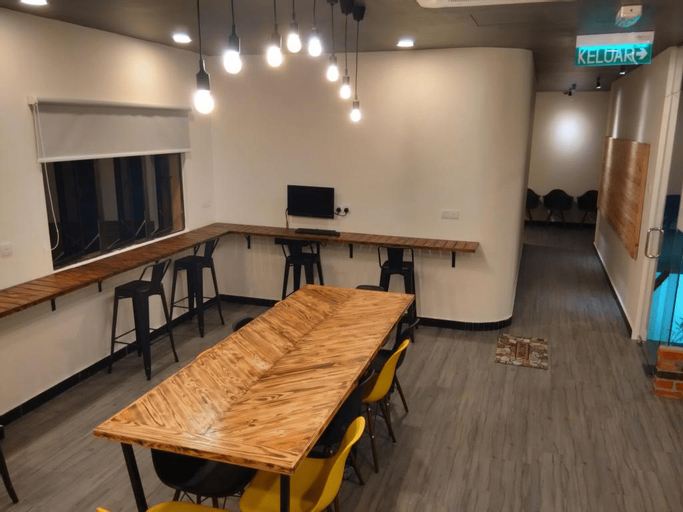 Revopackers Beds and Bunks Hostel, Kuala Lumpur