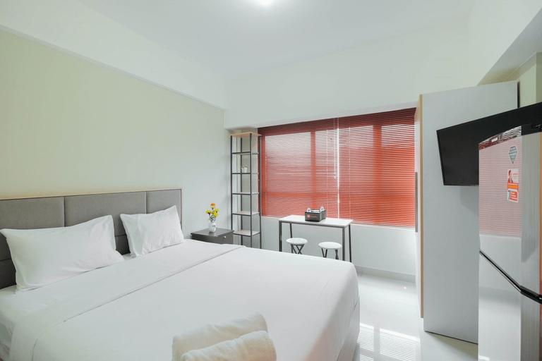 Minimalist Studio Apartment @ Springlake View Summarecon Bekasi By Travelio, Bekasi
