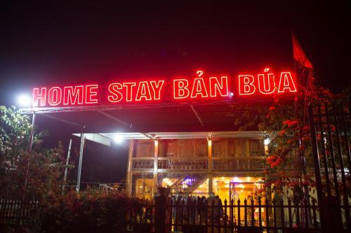 Homestay Ban Bua, Mộc Châu