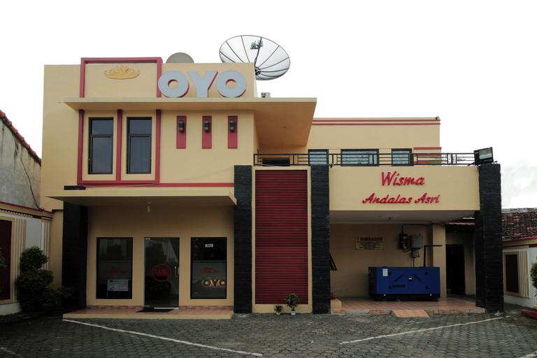 OYO 765 Wisma Andalas Asri Syariah, Bandar Lampung