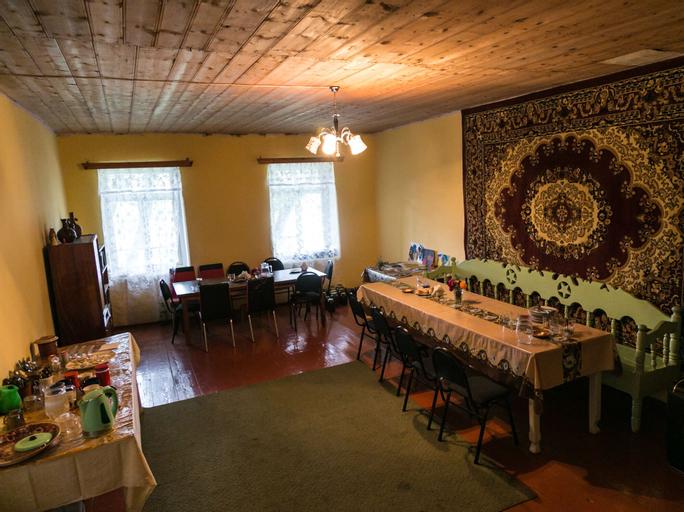 Lia Jamdelianis Guest House, Mestia