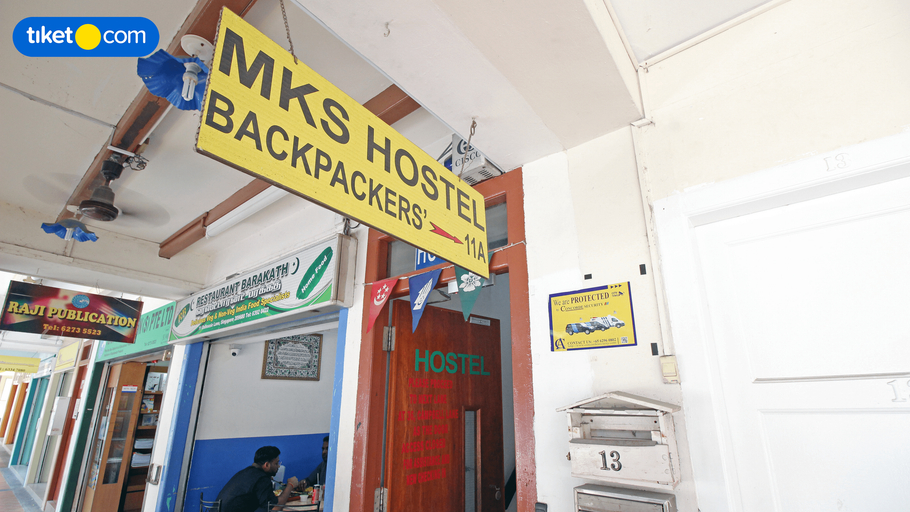 MKS Backpackers Hostel - Dalhousie Lane, Rochor