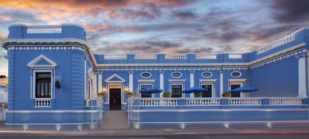 Hotel Casa Azul, Mérida
