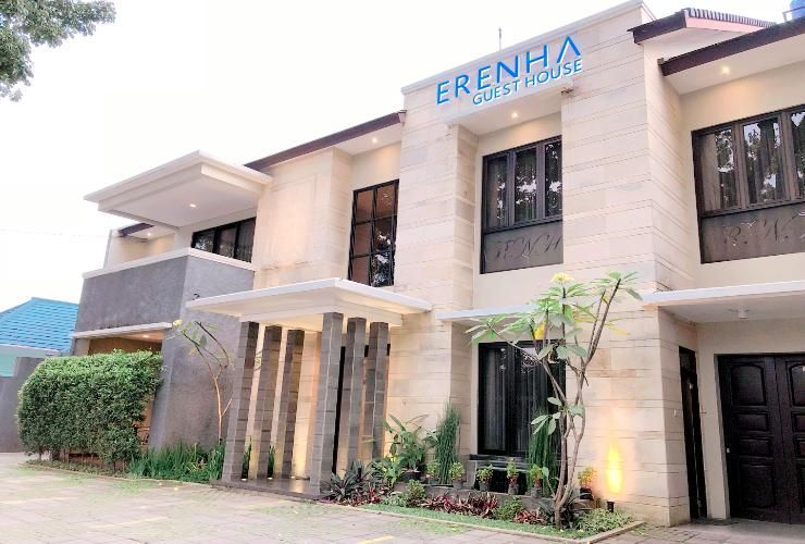 Erenha Guest House, Bandung