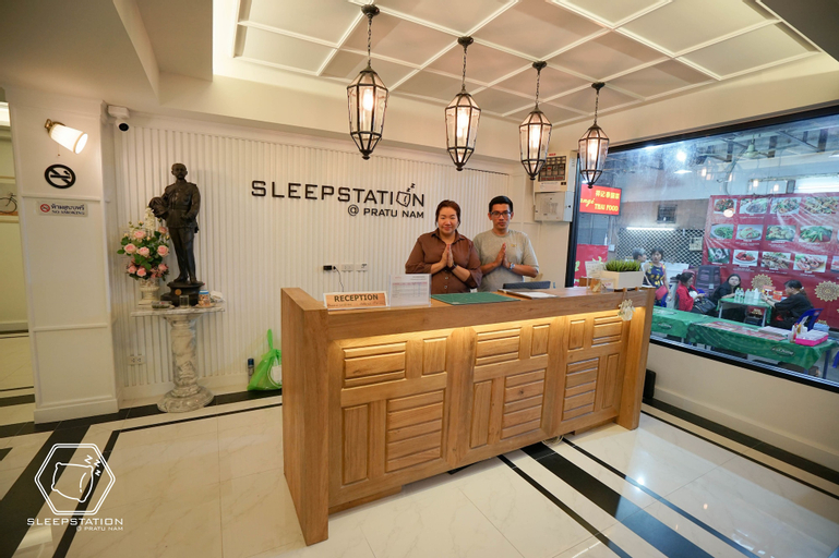Sleepstation at Pratunam, Ratchathewi
