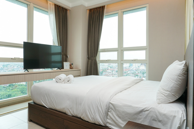 Cozy and Comfy 2BR Citralake Suites Apartment By Travelio, Jakarta Barat