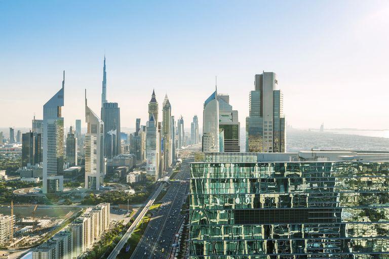 Sheraton Grand Hotel, Dubai,