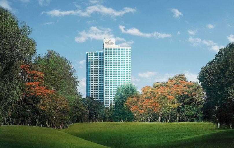 Hotel Mulia Senayan, Jakarta, Jakarta Pusat
