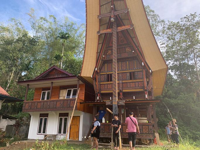 Villa Rante Lemo, Tana Toraja