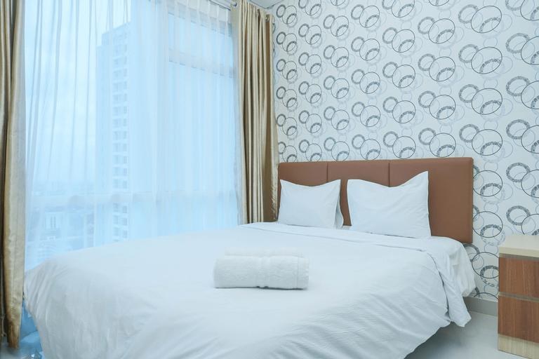 Contemporer 1BR Apartment @ Puri Mansion By Travelio, Jakarta Barat