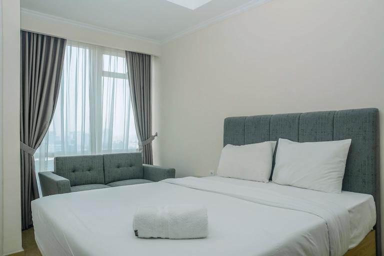 Modern and Cozy Studio Menteng Park Apartment By Travelio, Jakarta Pusat