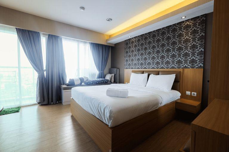 Elegant Studio The Hive Tamansari Apartment By Travelio, East Jakarta