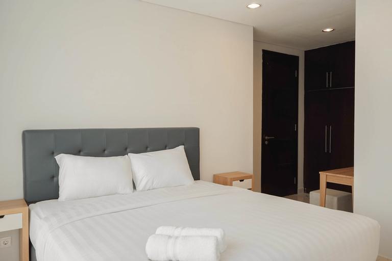 Exclusive 2BR @ The Empyreal Condominium Epicentrum Apartment By Travelio, Jakarta Selatan
