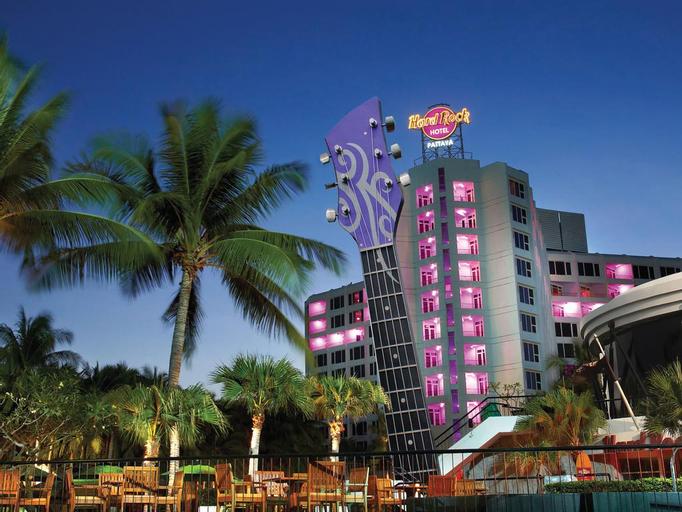 Hard Rock Hotel Pattaya, Pattaya