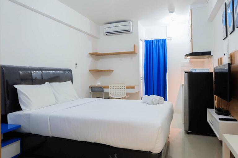Comfy Studio Bassura City Apartment By Travelio, Jakarta Timur
