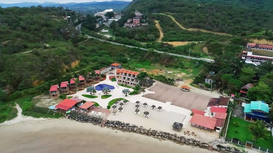 Hotel Baja Montañita, Santa Elena