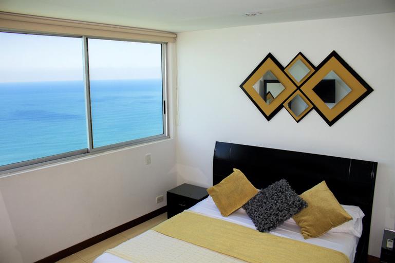 Apartamento para 4 personas con vista al mar, Cartagena de Indias