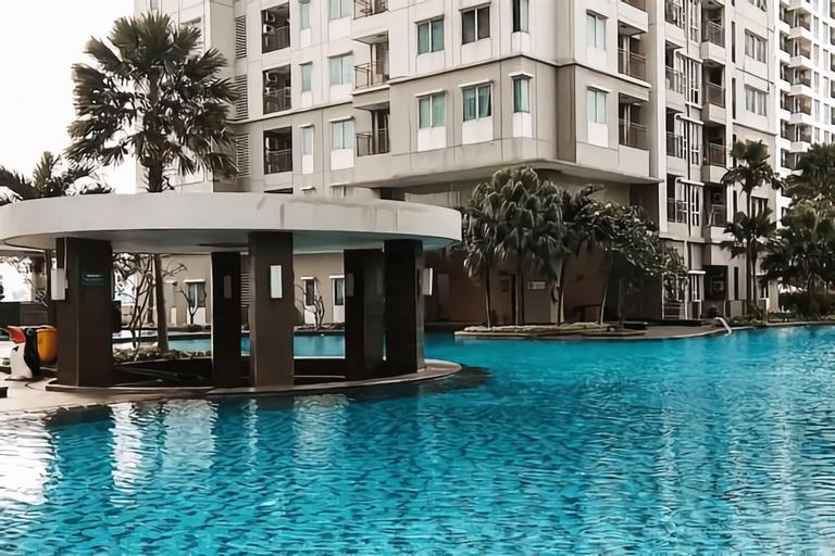 Apartemen Thamrin Executive Residence 2BR by Rentaloka, Central Jakarta