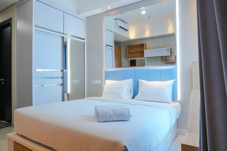 Exclusive Studio Puri Mansion Apartment By Travelio, Jakarta Barat