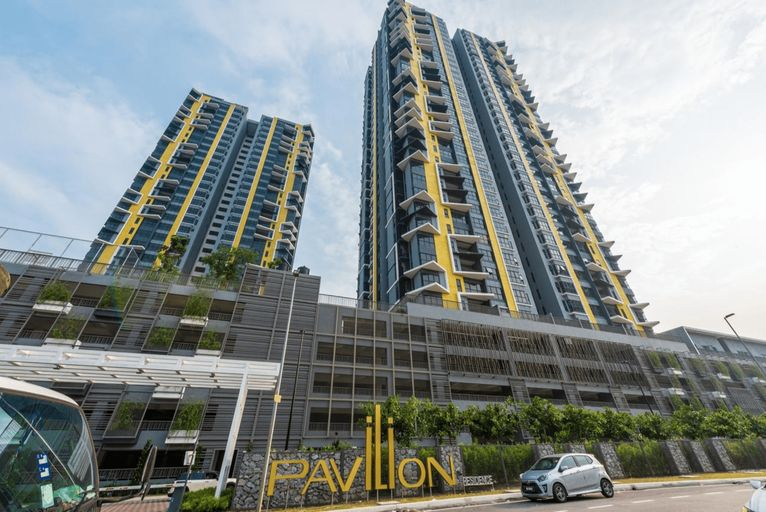 Le Pavillion Puchong by Widebed, Kuala Lumpur