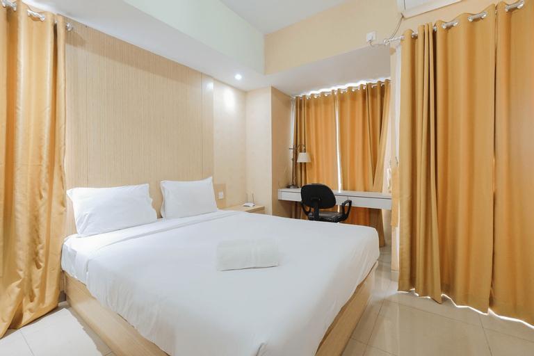 Clean Studio Apartment @ Grand Dhika City By Travelio, Bekasi