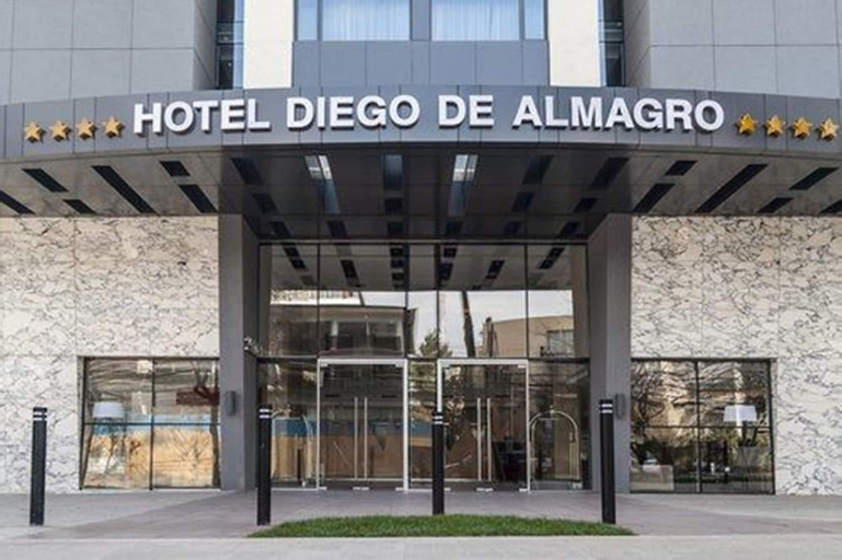 Hotel Diego de Almagro Providencia, Santiago