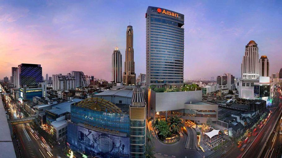 Amari Watergate Bangkok, Ratchathewi