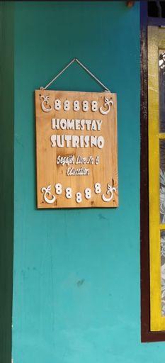 Sutrisno Homestay, Kulon Progo