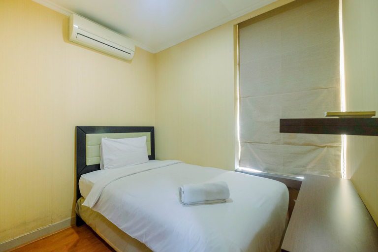Great 2BR at Hampton's Park Apartment By Travelio, South Jakarta